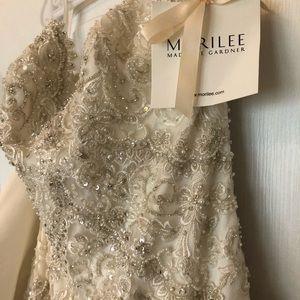 Morilee Wedding Dress Brand new still in box Sz 10